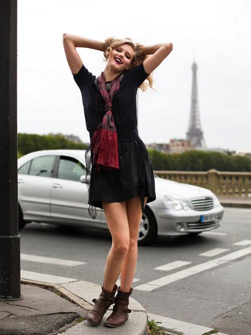 Bí mật thanh lịch của phụ nữ Paris - 6