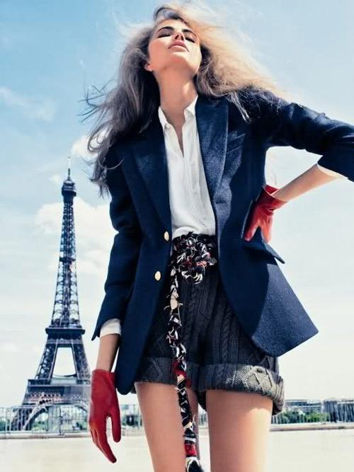 Bí mật thanh lịch của phụ nữ Paris - 4