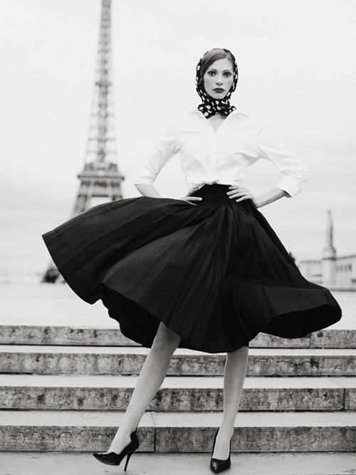 Bí mật thanh lịch của phụ nữ Paris - 3