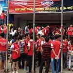 Bóng đá - Fan Việt làm nóng không khí đón Arsenal