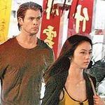 """Phim - Thang Duy làm người tình của """"thần sấm Thor"""""""