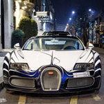 Ô tô - Xe máy - 'Mãn nhãn' trước Bugatti Veyron L'Or Blanc