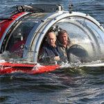 Tin tức trong ngày - Putin lặn xuống biển Baltic khảo sát tàu đắm