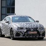 Ô tô - Xe máy - Lexus IS F Coupe 2015 lộ ảnh thử nghiệm