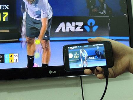 VIVO HD – Đứng đầu smartphone kết nối tivi - 4
