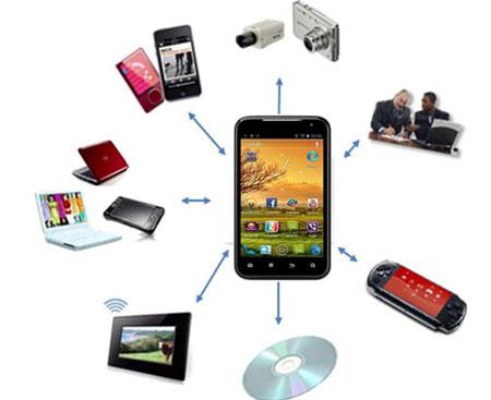 VIVO HD – Đứng đầu smartphone kết nối tivi - 5