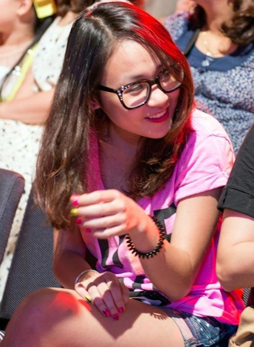 Con gái Thanh Lam: Tuổi 17 đẹp rạng ngời, Ca nhạc - MTV, thien thanh, con gai thanh lam, thanh lam, do re mi, ca si, ca nhac, ngoi sao, bao ngoi sao, giai tri, showbiz, bao, vn, ca nhac