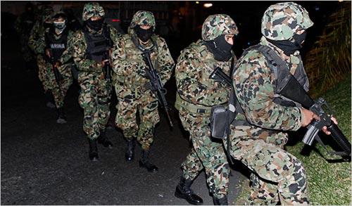 Mexico: Thủy quân lục chiến đấu trùm ma túy - 3