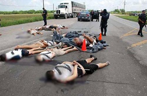 Mexico: Thủy quân lục chiến đấu trùm ma túy - 2