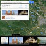 Công nghệ thông tin - Trải nghiệm Google Maps mới toanh