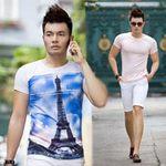 Thời trang - Phối màu với chiếc quần shorts trắng