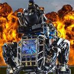Tin tức trong ngày - Mỹ: Thi dùng robot quân sự làm thay việc lính