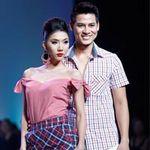 Thời trang - Ngẫu hứng ca rô trên sàn catwalk Việt