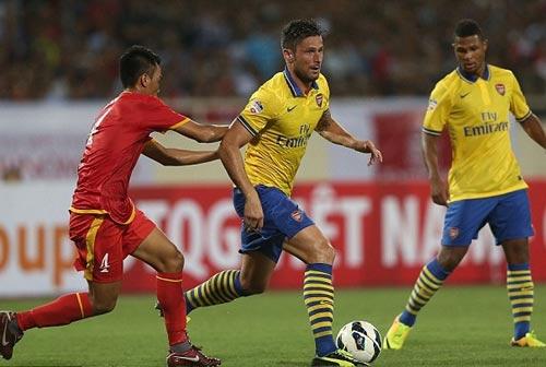 Hậu ĐTVN-Arsenal: Học cấp tốc là chưa đủ - 2