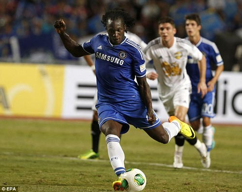 Chelsea-Mourinho: Khởi đầu suôn sẻ - 1