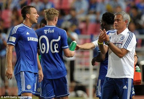 Chelsea-Mourinho: Khởi đầu suôn sẻ - 2
