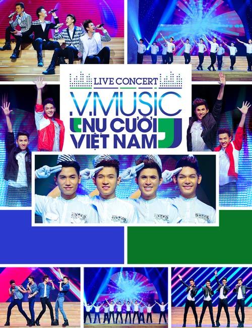V.Music điển trai hát nhạc cộng đồng, Ca nhạc - MTV, Vmusic, live concert, nu cuoi Viet Nam, DVD, du an cong dong, nhom nhac, nghe sy, ngoi sao, ca nhac vn, doc bao, tin tuc