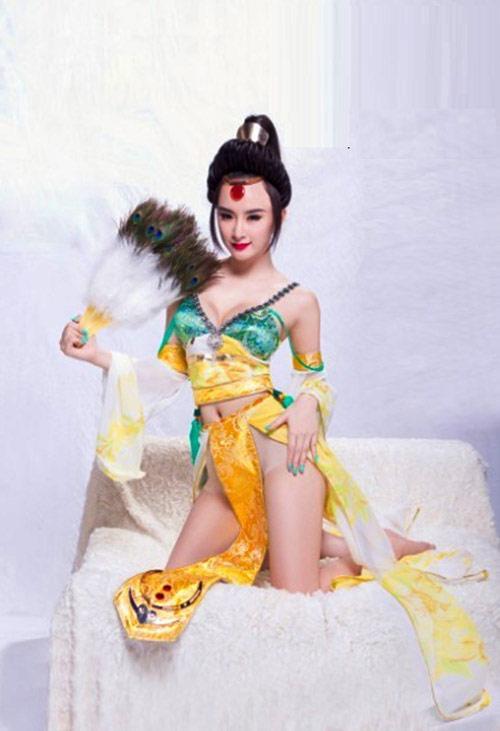 Phương Trinh tung clip khoe bạo - 4