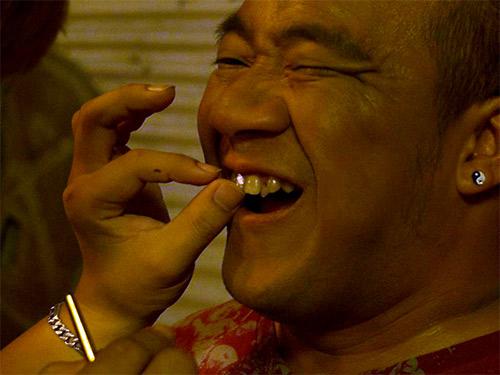 """Hiếu Hiền làm """"đại ca"""" trong phim Ngọc Trinh - 2"""