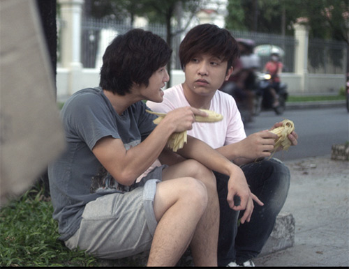 """Hiếu Hiền làm """"đại ca"""" trong phim Ngọc Trinh - 12"""