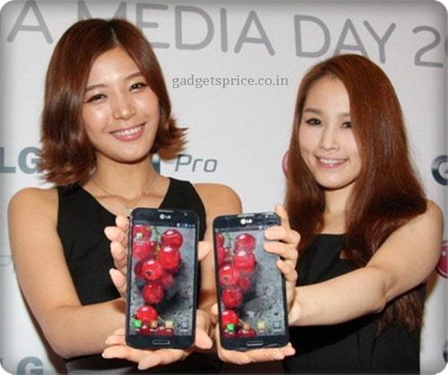 Optimus G Pro 'ẵm' giải smartphone LTE - 1