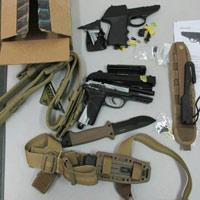 Nhập khẩu trái phép vũ khí, công cụ hỗ trợ