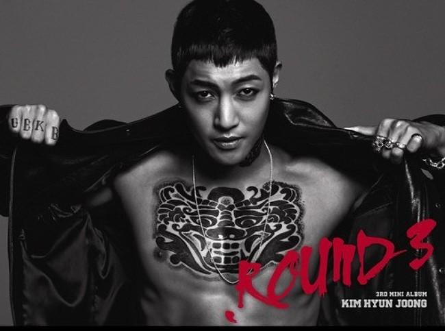 Kim Hyun Joong xé áo trong MV 6 tỷ - 1