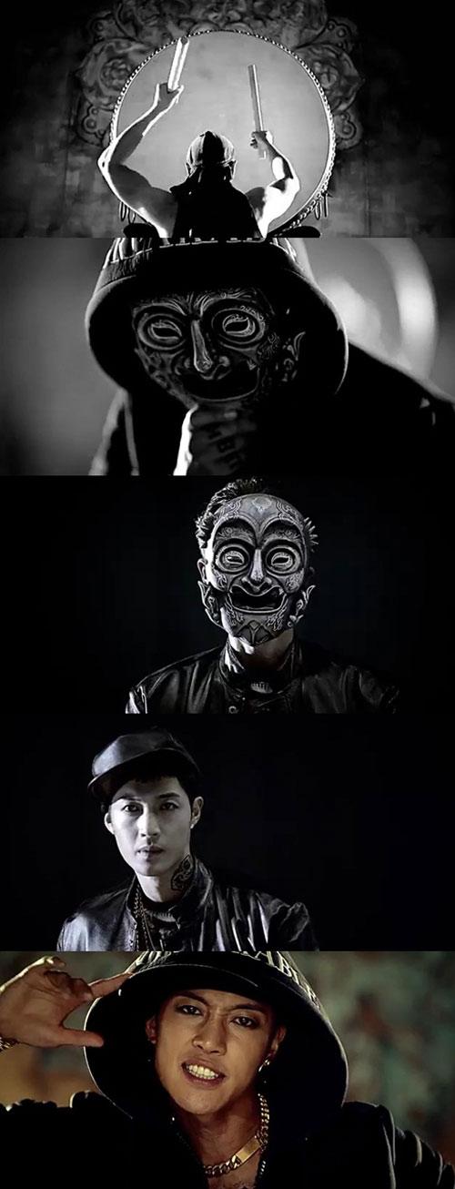 Kim Hyun Joong xé áo trong MV 6 tỷ - 3