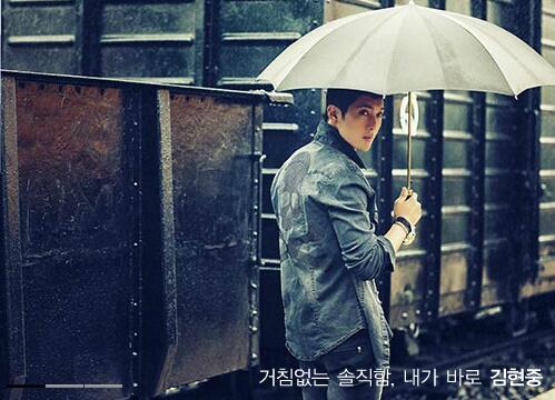 Kim Hyun Joong xé áo trong MV 6 tỷ - 8
