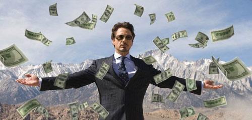 Lộ top 10 siêu sao thu nhập quá khủng - 2