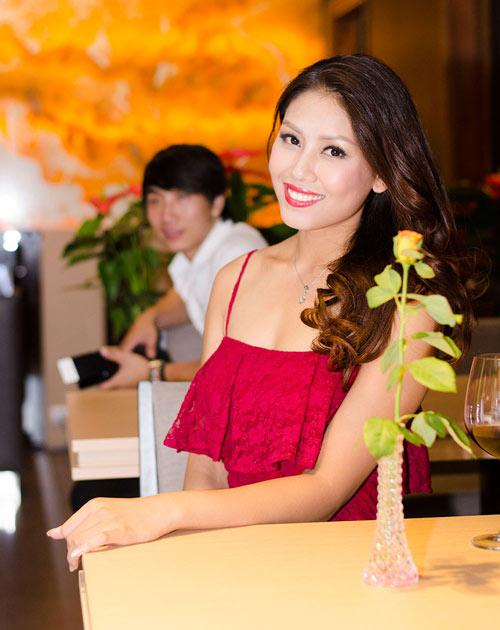 Nguyễn Thị Loan ngày càng đẹp mặn mà - 3