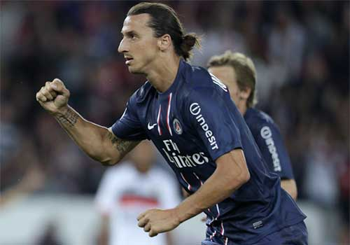 Man City nhắm Ibrahimovic - 1