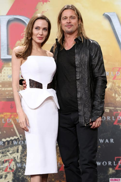 Pitt sẽ cưới Angelina trên thuyền 10 tỉ - 2