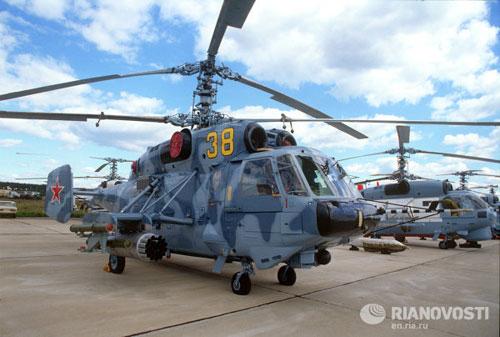 """Sức mạnh """"khủng"""" của Không quân Hải quân Nga - 5"""