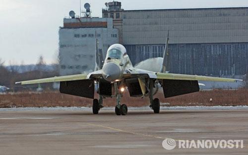 """Sức mạnh """"khủng"""" của Không quân Hải quân Nga - 6"""