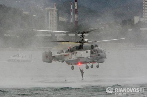 """Sức mạnh """"khủng"""" của Không quân Hải quân Nga - 8"""