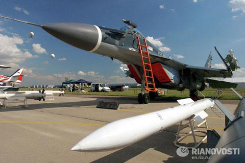 """Sức mạnh """"khủng"""" của Không quân Hải quân Nga - 9"""
