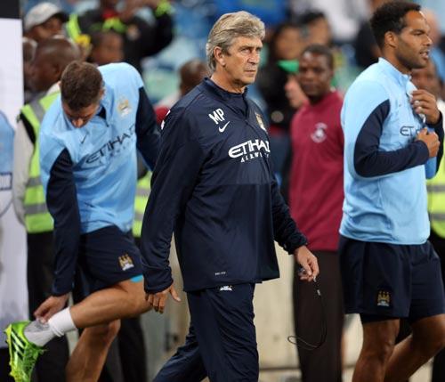 Mùa tới, Man City sẽ đá như Barca - 1