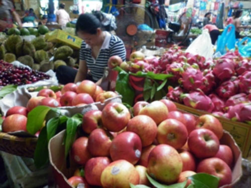 Ma trận hóa chất bảo quản trái cây: Bất lực? - 1