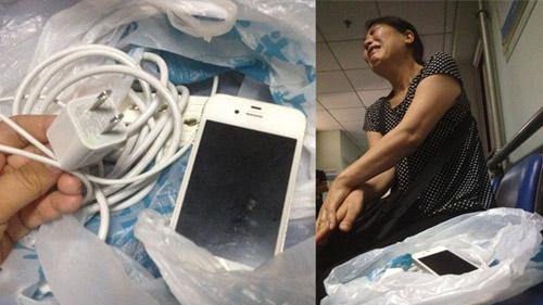 Thêm người bị điện giật khi dùng iPhone đang sạc - 1