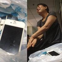 Thêm người bị điện giật khi dùng iPhone đang sạc