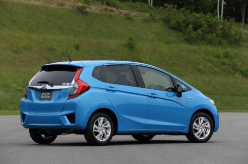 Honda Fit 2014 chỉ chạy 2,7 lít/100km - 5