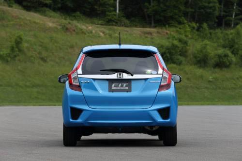 Honda Fit 2014 chỉ chạy 2,7 lít/100km - 6
