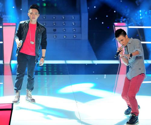 Những phút xúc động tại The Voice tập 3, Ca nhạc - MTV, Giong hat viet 2013, the voice, dam vinh hung, hong nhung, my linh, quoc trung, thi sinh, diem huong,y nhi, xuan lan, ha my, ca si, thi sinh, am nhac, ca nhac