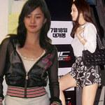 Phim - Kim Tae Hee gặp sự cố vì váy quá ngắn