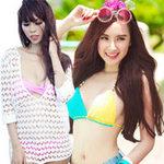 Thời trang - Nóng như mỹ nhân Việt mặc bikini