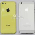 Lộ ảnh chi tiết iPhone giá rẻ cạnh iPhone 5
