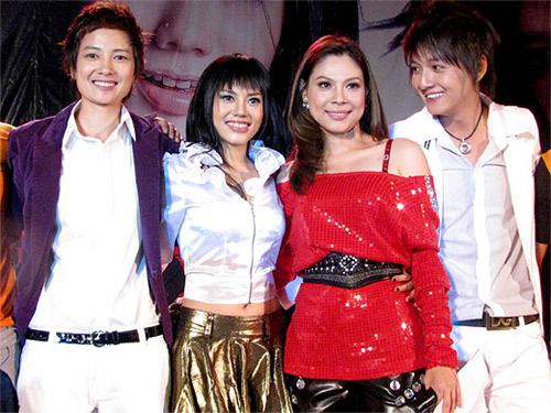 "Sao Việt không ngại ""vạch mặt"" nhau, Ca nhạc - MTV, nghe si viet, nghe si noi xau nhau, mr dam, thanh lam, thai thuy linh, nhat thu, thanh thao, thuy vinh, long nhat, ca si, am nhac, ca nhac"