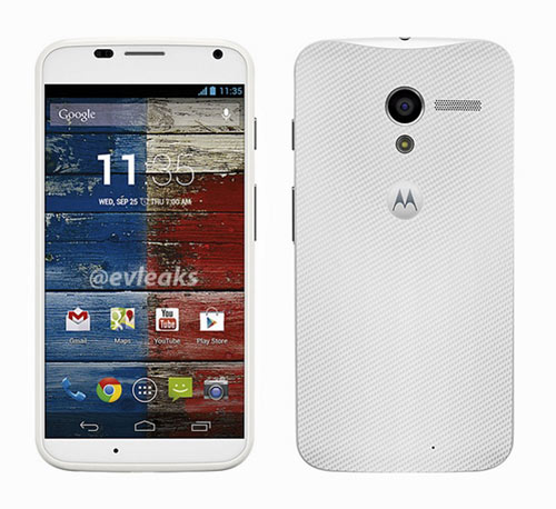 Motorola X ra mắt ngày 1/8 - 1