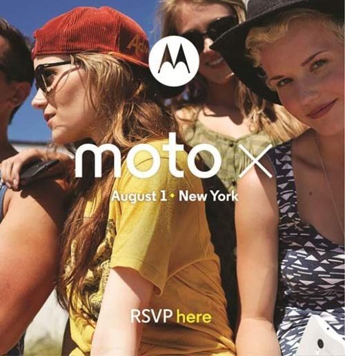 Motorola X ra mắt ngày 1/8 - 3